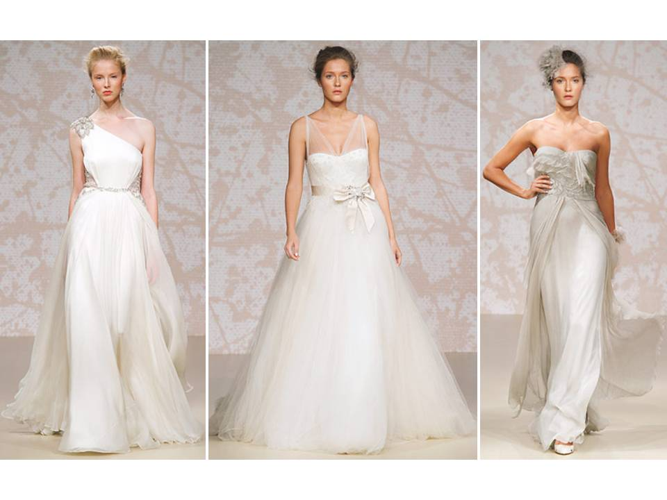 Ethereal 2011 wedding dresses by jenny packham for Romantic ethereal wedding dresses