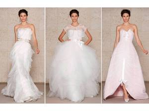 photo of 2011 Wedding Dress Trend- Bridal Romance Reinvented!