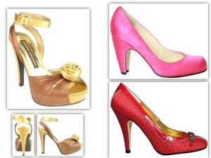 photo of Eco-Friendly Special Occasion Shoes and Heels for Your Bridesmaids!