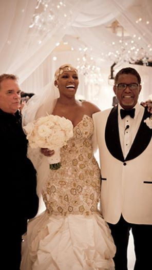 A Legendary Event had so much fun planning and designing NeNe and Gregg Leakes' wedding!