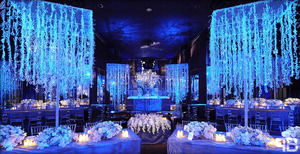 photo of Wedding Decor Ideas- How To Create a Winter Wonderland Wedding!