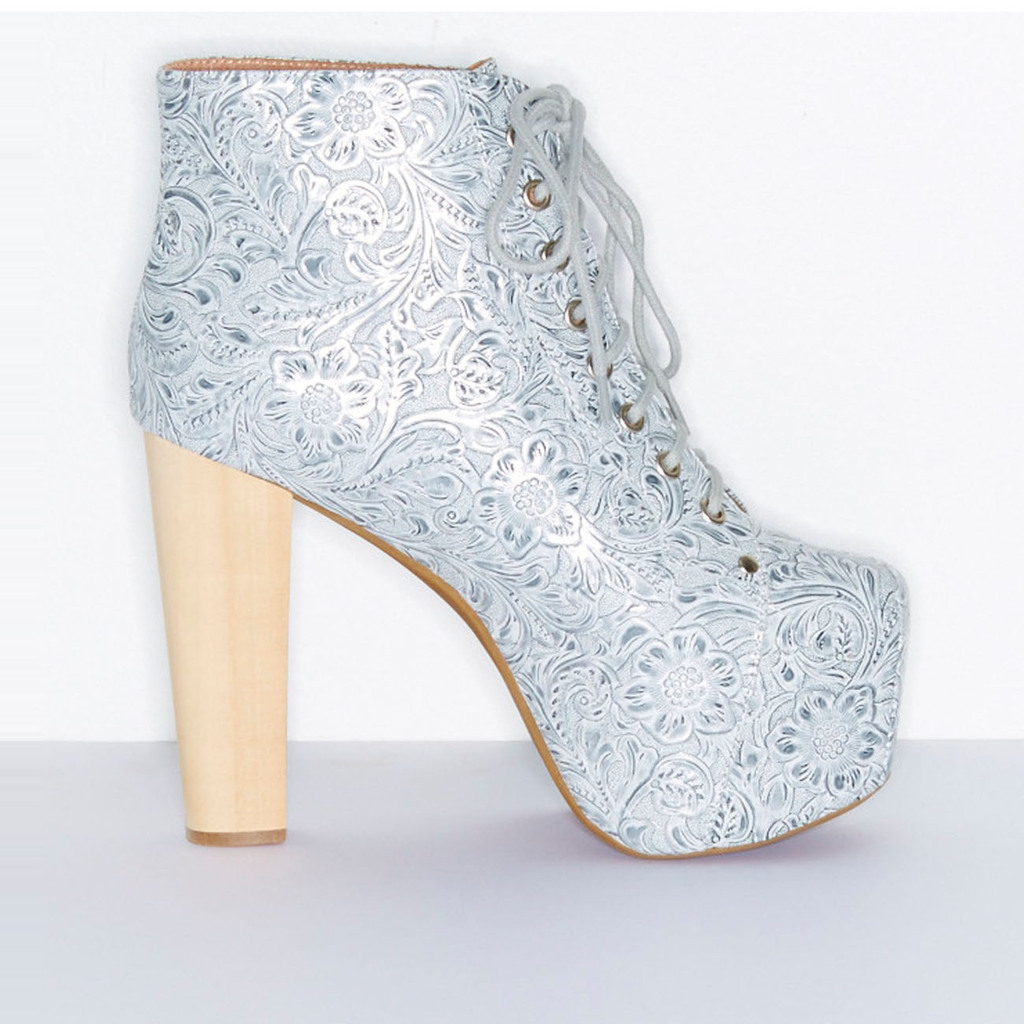 JEFFREY CAMPBELL-LITA-EMBOSSED-SILVER-RIGHT