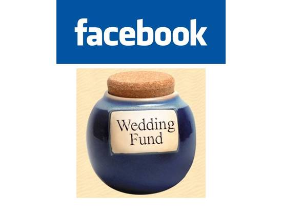 photo of Engaged Couple Solicits Wedding Donations via Facebook!