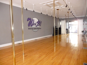 Work It Dance and Fitness Pole Dancing Studio