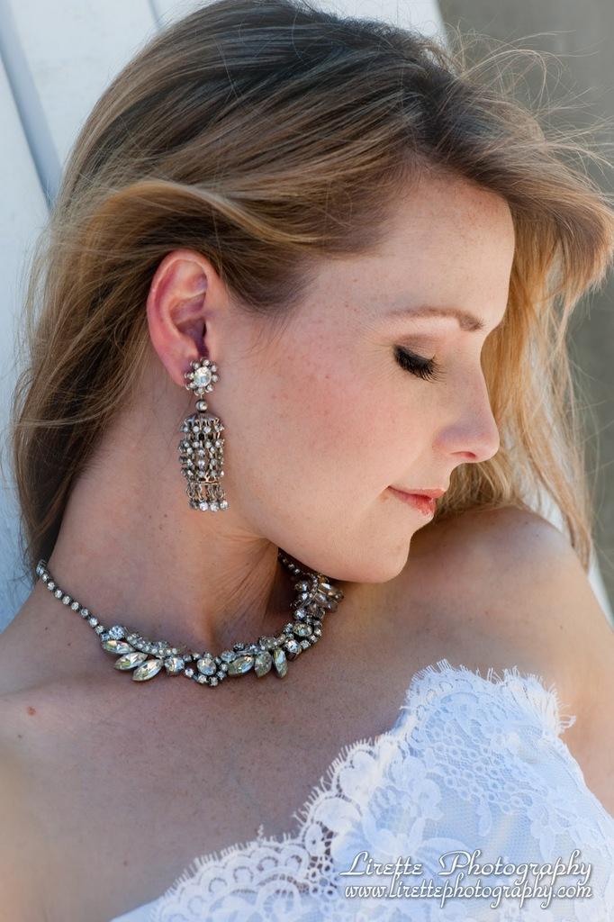 photo of Bejeweled Bride- Vintage and Retro Wedding Day Jewelry