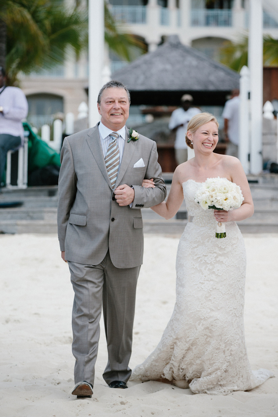 photo of A Classic Wedding on the Beaches of Turks and Caicos