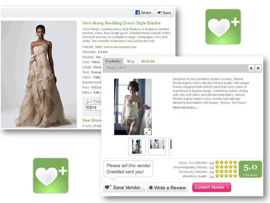 photo of Stuff I Love- Create an Online Wedding Binder with All Your Faves!