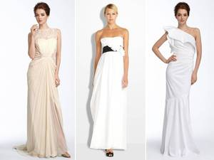 photo of Nordstrom Launches Wedding Shop- Simple, Chic, Budget-Friendly Wedding Dresses
