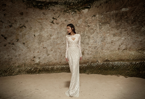 Surma wedding dress by LimorRosen