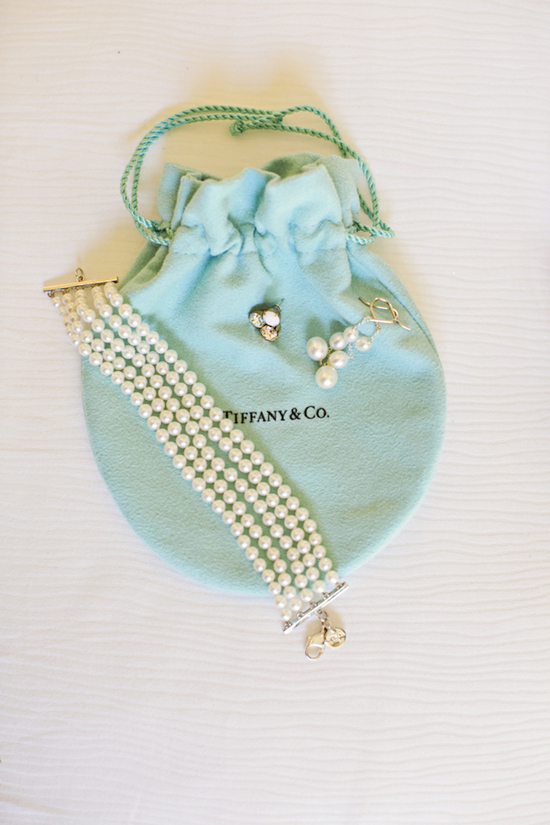 Tiffany pearls