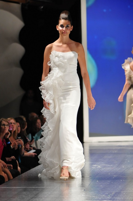 photo of 2011 Wedding Dress Designer Spotlight- Luly Yang