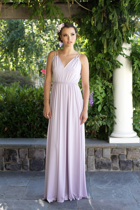 photo of Bridesmaids Dresses Fit For Grecian Goddesses