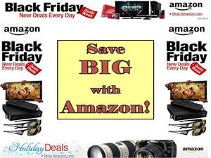photo of Black Friday, Cyber Monday Deals and Discounts from Amazon.com!