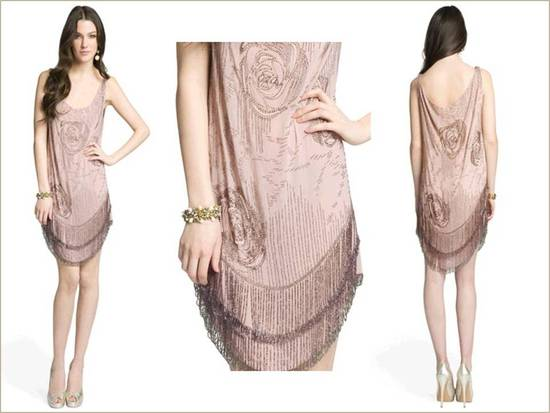 photo of Hot Hue For 2011 Brides and Bridesmaids- Shimmery Champagne