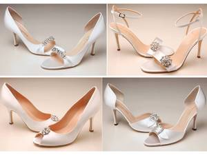 photo of For The Perfect Bridal Shoes and Bling, James Ciccotti Is Your Man