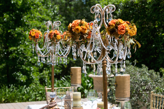 photo of Country Gardens: Inspiration for a Wedding in the Wine Country