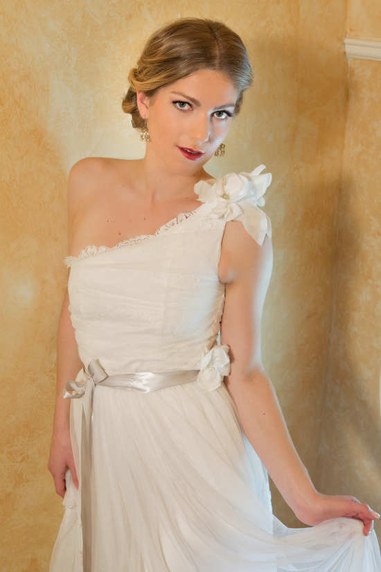 photo of Romantic wedding makeup inspiration