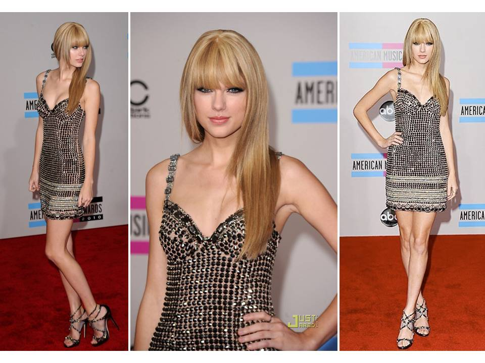 Taylor-swift-cocktail-dress-for-wedding-reception-sequins-metallic-beading.full