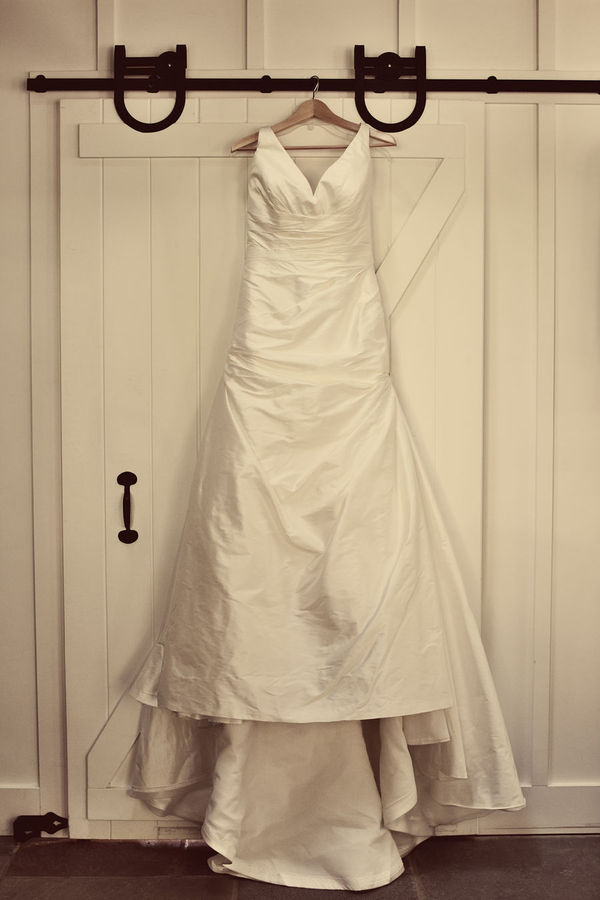 photo of How To Stay Stain Free on Your Wedding Day by Bride Chic