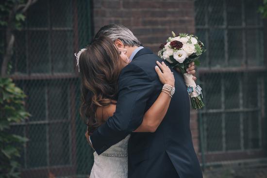 photo of Unbelievable Urban Real Wedding
