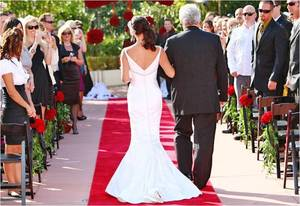 photo of Real Wedding Inspiration: Old Hollywood Vibe in San Diego