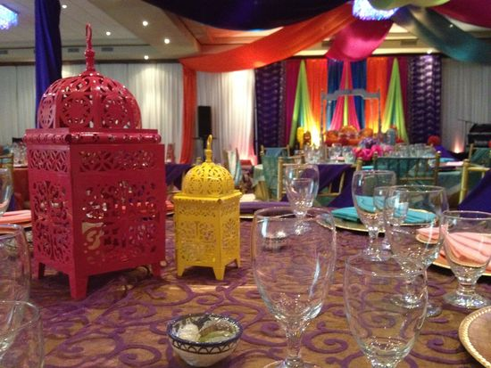 Henna party (Decorations by Nu Trend)