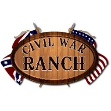 Civil War Ranch logo