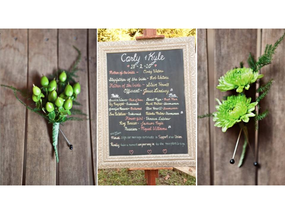 Vegan-outdoor-wedding-eco-chic-boutineres-chalkboard-wedding-ceremony-decor.original