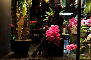 photo of Posh NYC Floral Boutique to Inspire Your Wedding Flowers and Reception Design