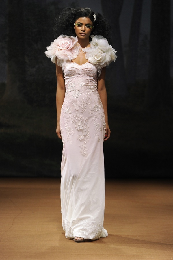photo of 2011 Wedding Dresses by Claire Pettibone: Romantic and Enchanted!