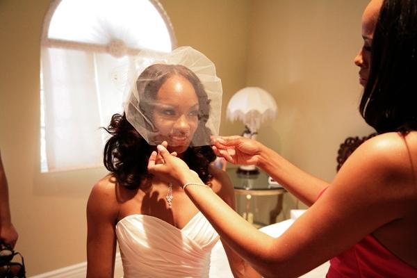 African-american-bride-white-sweetheart-neckline-dress-waterfall-veil.full