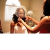African-american-bride-white-sweetheart-neckline-dress-waterfall-veil.square