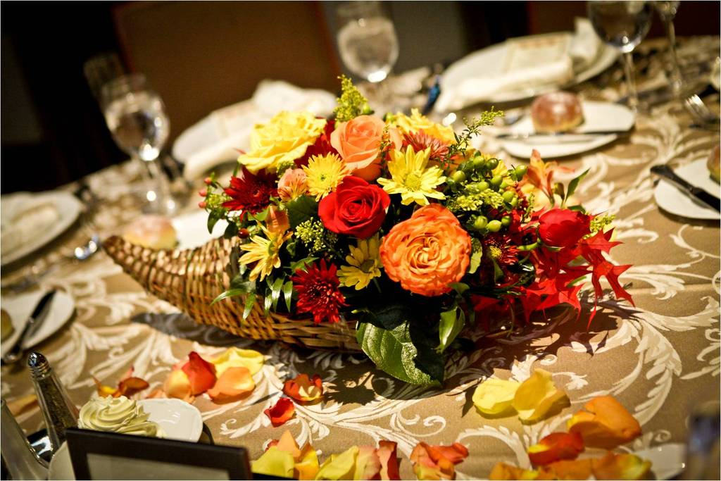 Fall-wedding-reception-flowers-table-centerpiece-cornicopia.full