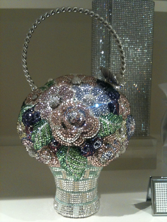 photo of Dazzling Bridal Handbags by Judith Leiber- Coming Soon!