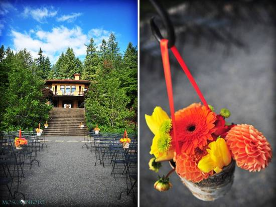 Garden Vineyards- a stunning wedding venue near Portland, OR