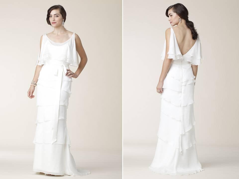Scoop-neck-off-the-shoulder-white-2011-wedding-dress-sheath.full