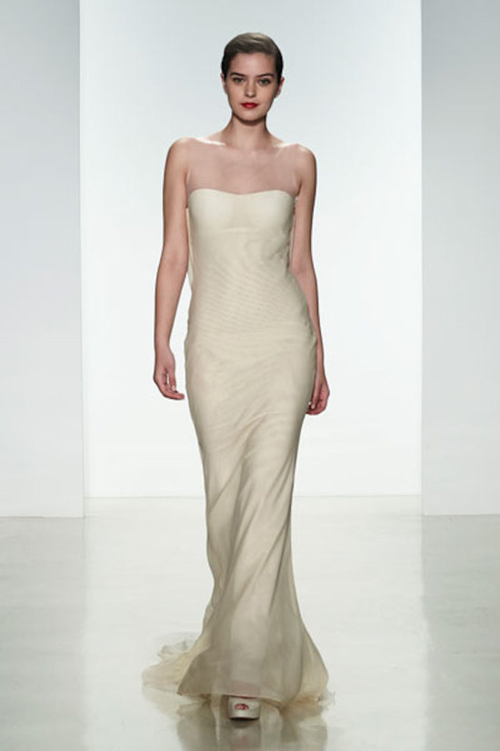 photo of Vanilla Silk Slim Gown