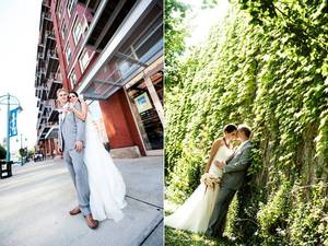 photo of Real Wedding Inspiration in Milwaukee: Joanna and Jeremy