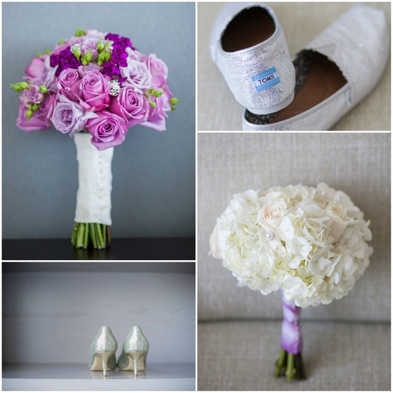 photo of Bouquets and Shoes