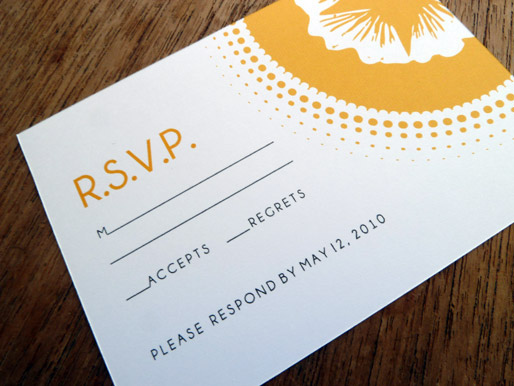 "Manage wedding RSVPs with an ""A"" and ""B"" wedding guest list"