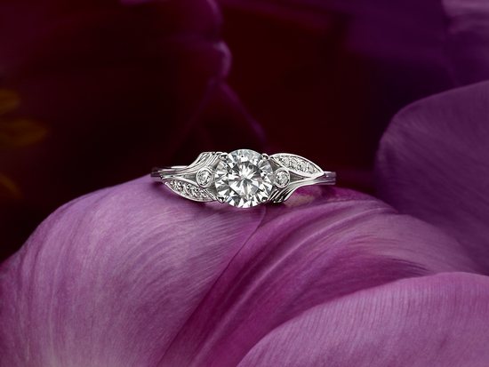 photo of Glamorous Diamonds Ring