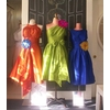 Vibrant-bridesmaids-dresses-wrap-style-eco-friendly-floral-detail.square