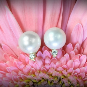 photo of Savvy Steals Winner: Timeless Pearl and Diamond Earrings from Whiteflash.com!