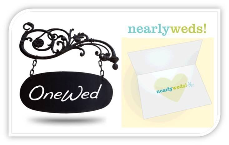 OneWed and Nearlyweds! have tied the knot to accelerate innovation in wedding planning!