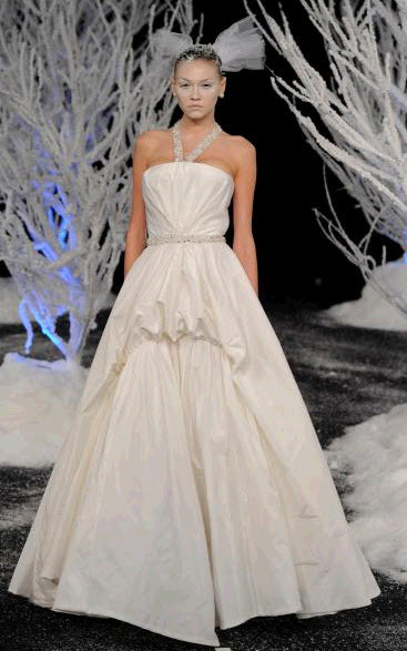 photo of Chic 2011 Wedding Dresses from Douglas Hannant