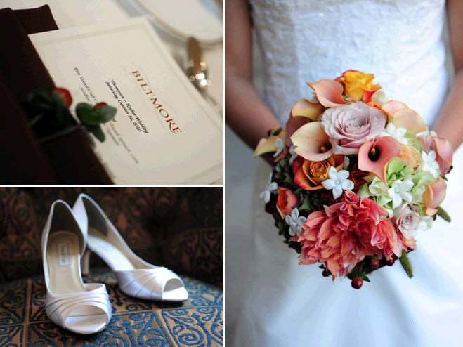 Bride-wears-white-satin-peep-toe-bridal-heels-fall-bridal-bouquet.full