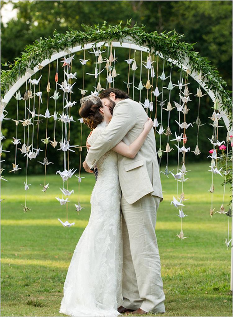 Бюджетная свадьба своими руками