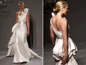photo of Spring 2011 Wedding Dresses from Romona Keveza