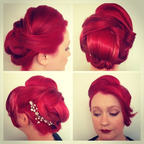 Alternative Updo