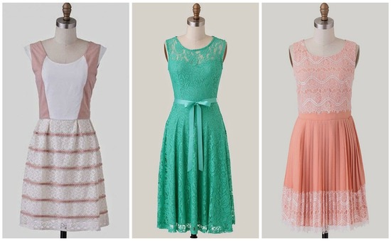 A Dress for Each Season